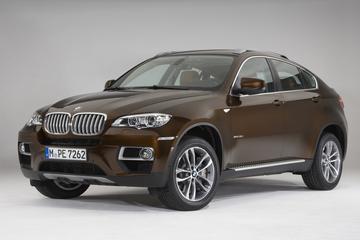 BMW X6 fijngeslepen