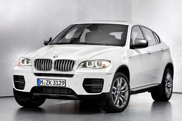 Gereden: BMW X6 M50d