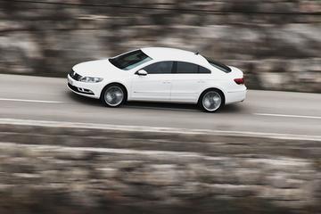 Rij-impressie Volkswagen CC
