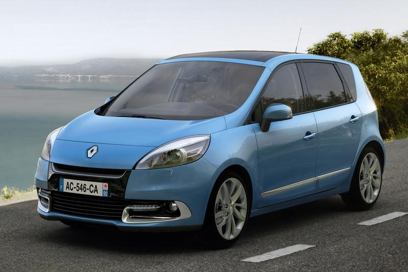 Renault Scénic dCi 110 Energy Expression (2012)