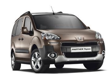 Peugeot steekt Partner (Teepee) in 't nieuw