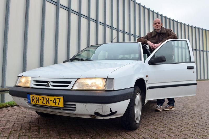Klokje Rond - Citroën ZX