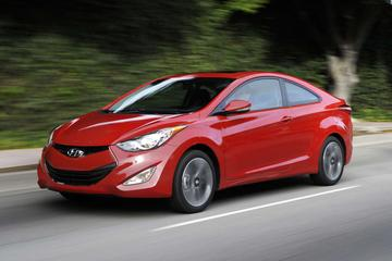 Hyundai Elantra Coupé: weer eens wat anders