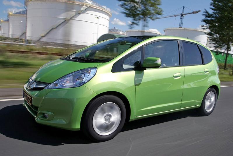 Honda Jazz Hybrid Elegance (2011)