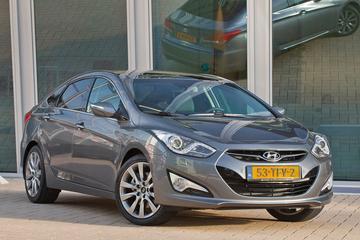 Hyundai i40 1.7 CRDi Blue Business Edition (2012)