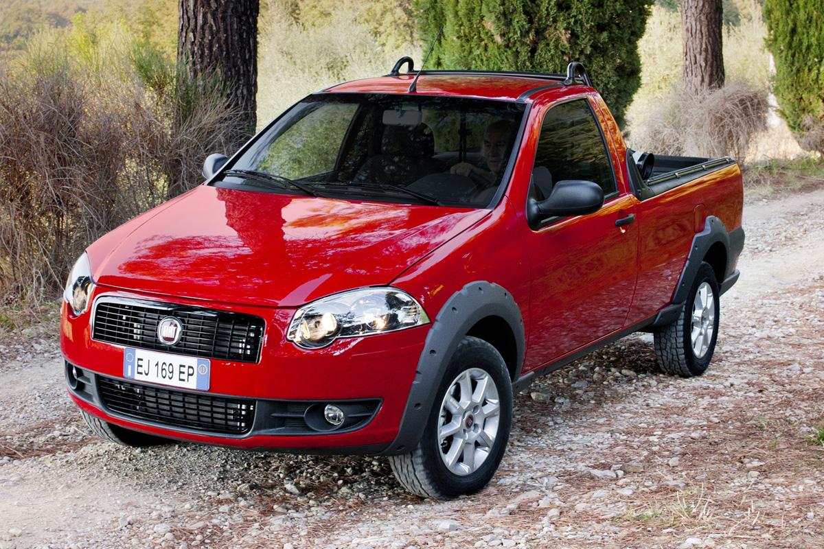 Fiat Strada Vernieuwd