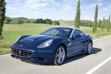 Ferrari maakt California scherper