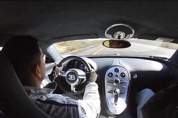 Politie in Arizona zoekt Veyron-racer