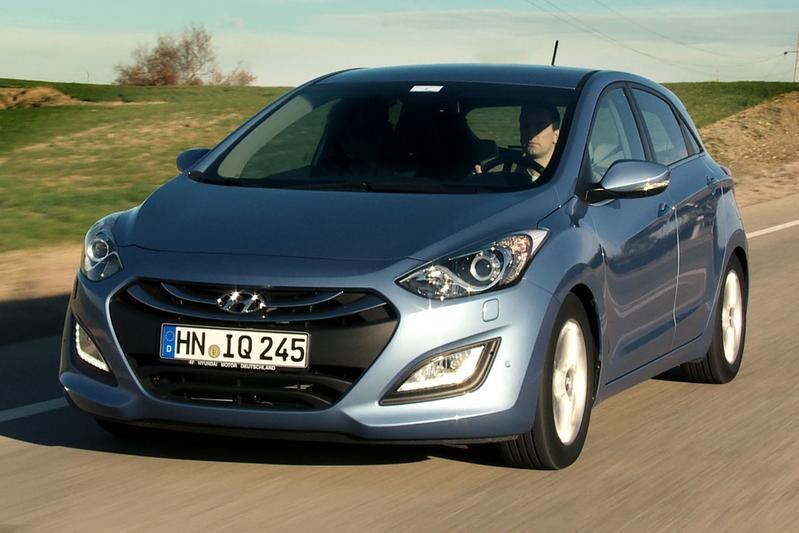 Rij-impressie Hyundai i30