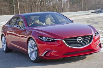 Mazda Takeri met dieselmotor op New York Auto Show
