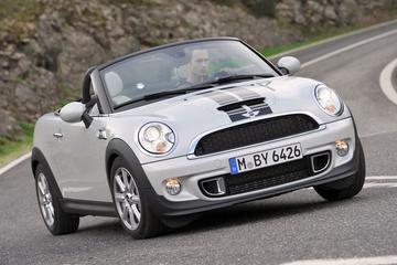 'Mini schrapt Coupé en Roadster'
