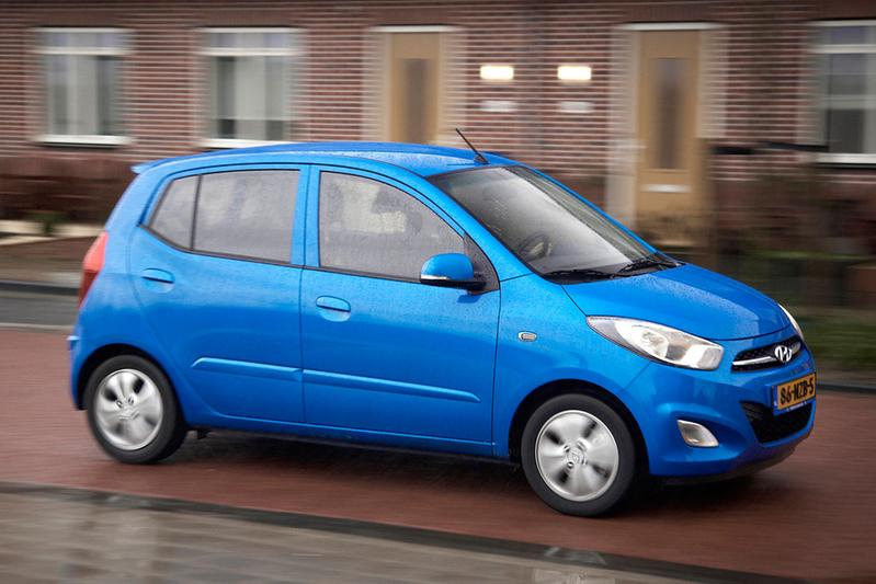 Hyundai i10 1.2i i-Catcher (2011)