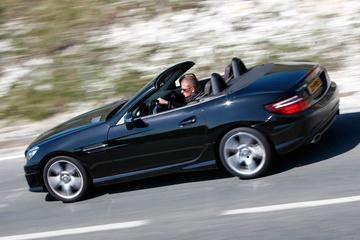 Mercedes-Benz SLK 350 BlueEFFICIENCY (2011)