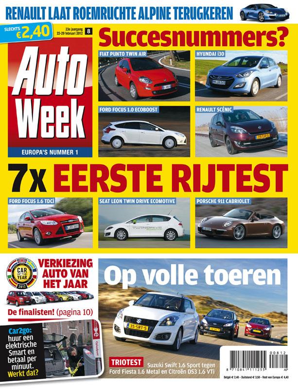 AutoWeek 8 2012
