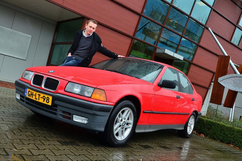 Klokje Rond - BMW 316i