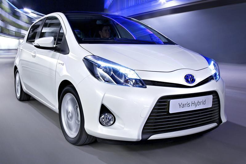 Uitstoot Toyota Yaris Hybrid Lekker Laag Autoweek Nl