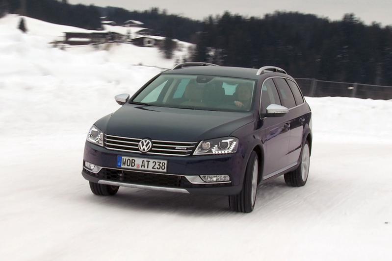 Rij-impressie Volkswagen Passat Alltrack