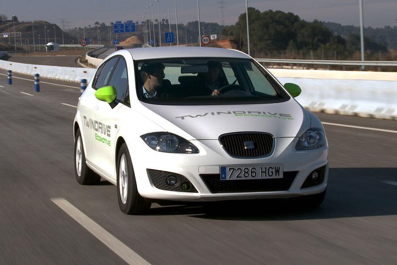 Rij-impressie Seat Leon TwinDrive Ecomotive