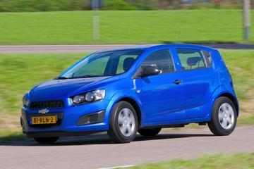 Chevrolet Aveo 1.2 LS (2011)