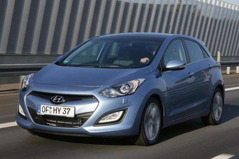 Hyundai i30 1.6 GDI Business Edition (2013)