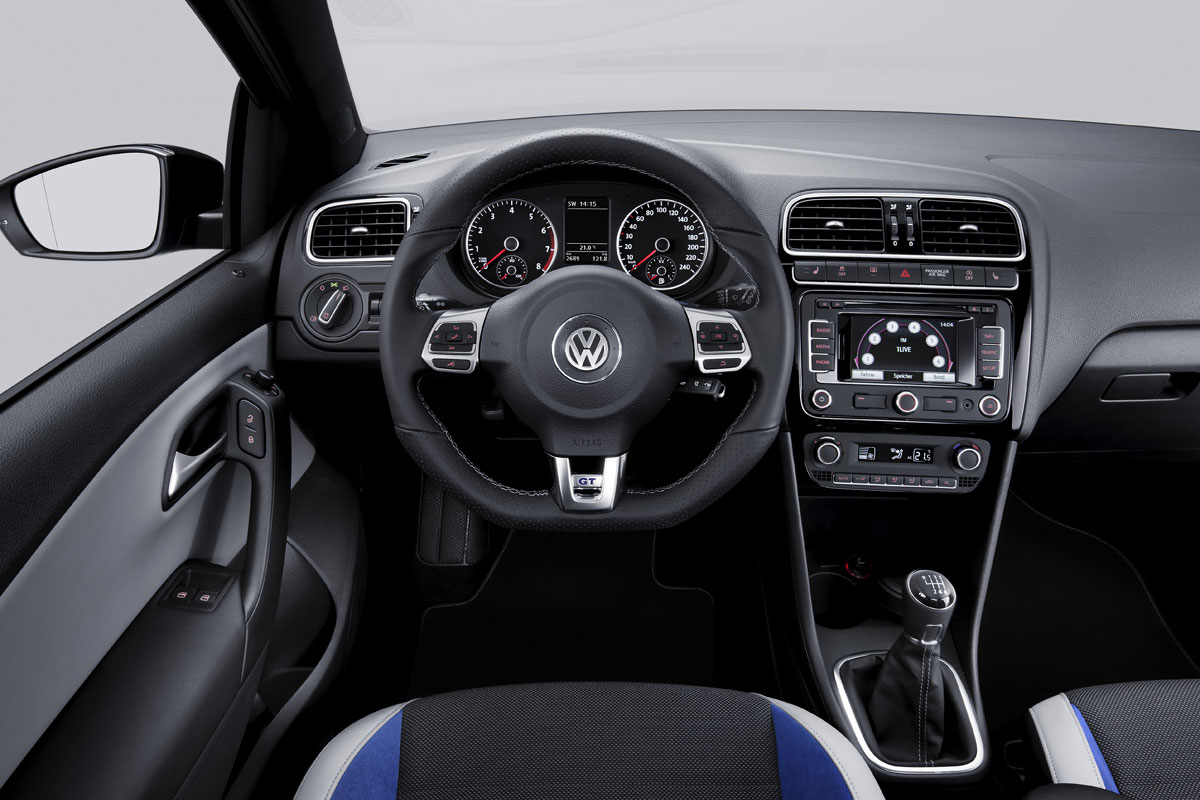 groene gatopvuller volkswagen polo bluegt autonieuws. Black Bedroom Furniture Sets. Home Design Ideas