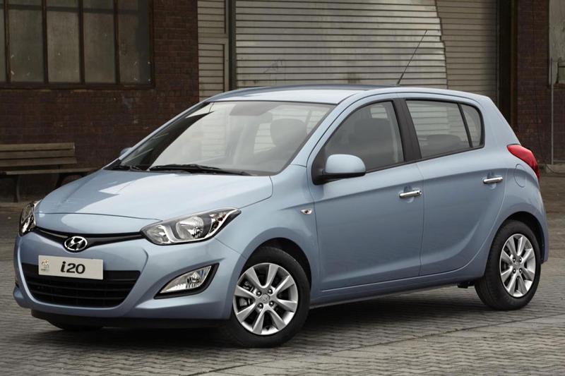 Hyundai i20 1.1 CRDi i-Vision (2012)