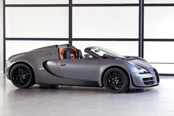 'Veyron geschrapt uit Guinness Book of Records'