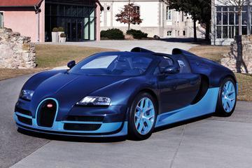 Veyron Grand Sport Vitesse: sneller dan de rest