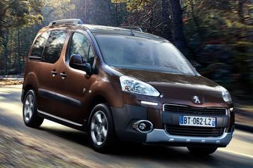 Peugeot Partner Tepee Active 1.6 e-HDi 92pk (2013)