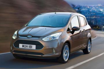 Ford B-Max arriveert als First Edition