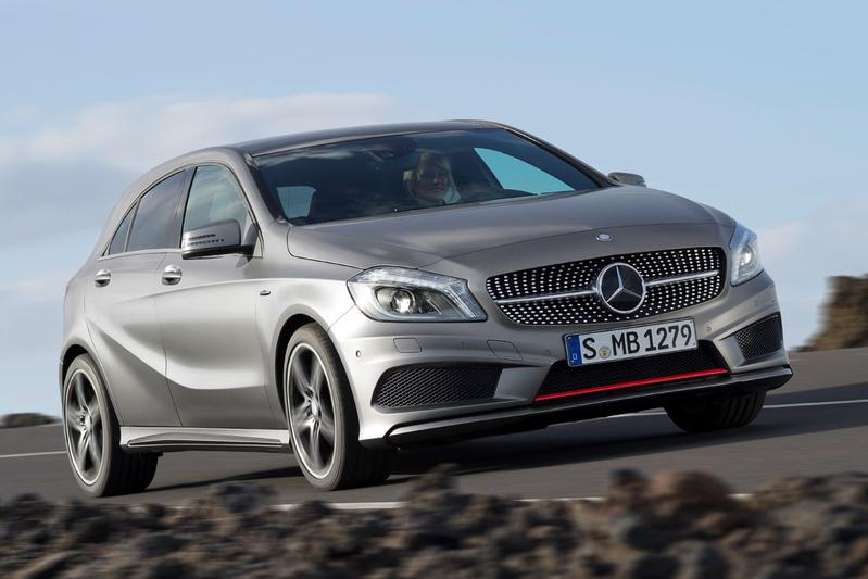Mercedes-Benz A 180 Ambition (2012)