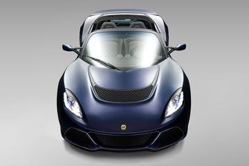Nog deze zomer Lotus Exige S Roadster