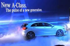 Genève: Presentatie Mercedes-Benz A-klasse