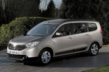 Dacia Lodgy TCe 115 Prestige 7P (2013)