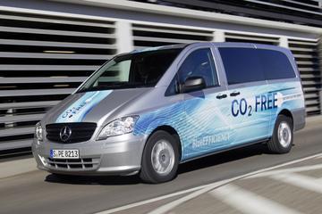 Met 7 elektrisch rijden in de Mercedes Vito E-cell