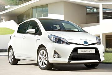 Toyota Yaris 1.5 Full Hybrid Aspiration (2013)