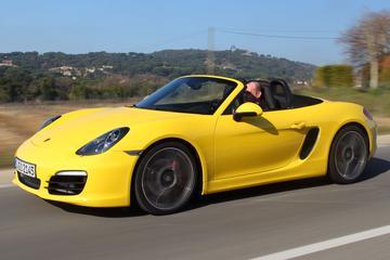 Gereden: Porsche Boxster