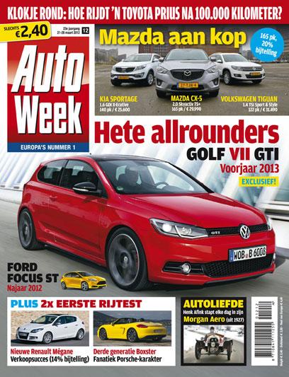 AutoWeek 12 2012