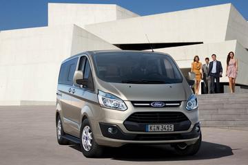 Ford onthult productieversie Tourneo Custom