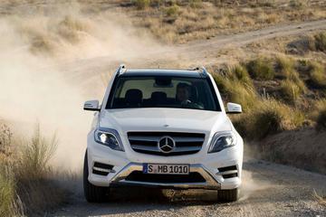 Details vernieuwde Mercedes GLK bekend