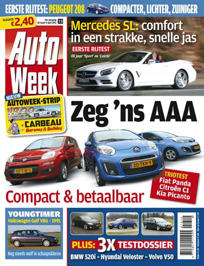 AutoWeek 13 2012