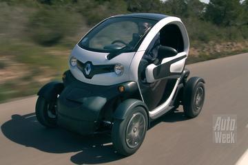 Rij-impressie Renault Twizy