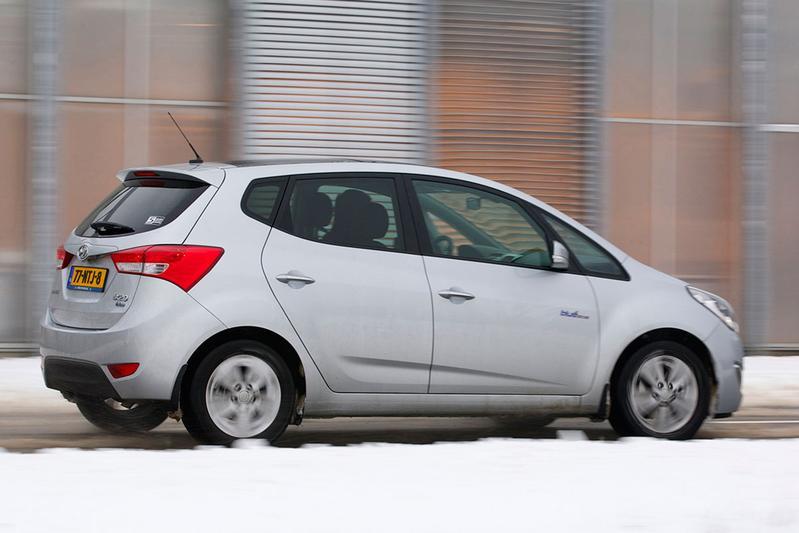 Hyundai ix20 1.4 CRDi i-Catcher (2011)