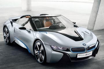 Groen licht voor BMW i8 Spyder