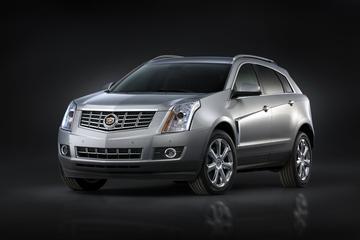 Cadillac SRX nu ook met 3,6-liter V6