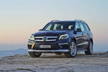 Mercedes-Benz GL lekt toch uit