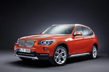 Gefacelifte BMW X1 debuteert in VS