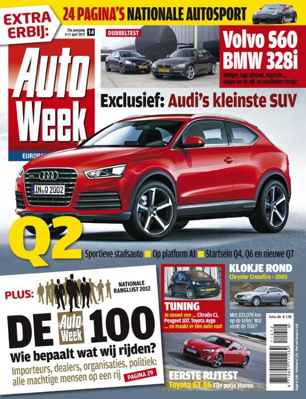 AutoWeek 14 2012