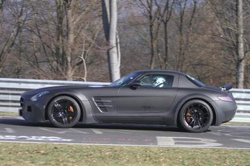 Spionage - Mercedes-Benz SLS AMG Black Series