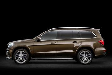 Nu officieel: Mercedes onthult nieuwe GL